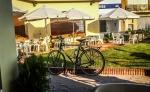 Hotel Courtyard in Tora